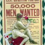 """Men Wanted"" by DesireePaquette"