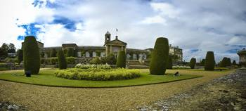 Bowood House panorama