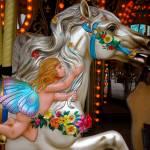 """merry go round horse"" by ScottsArt"