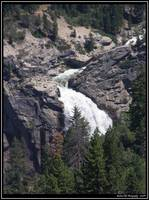 Yosemite: Waterfall 2