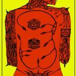 """tatoo lady"" by geneticthreat"