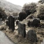 """Glendalough Cemetery"" by rquevenco"