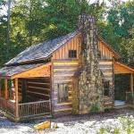 """Hunt Cabin #1"" by CheneyLightPrint"