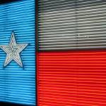 """""""Texas Flag in Lights"""" by annjaber74"""