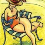 """""""Summer Time"""" by Prestonart"""
