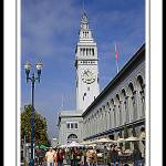 """Ferry Building San Francisco"" by PhotosByKMT"
