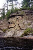 Indian Face Rock