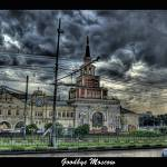 """Goodbye Moscow"" by ISIK5"