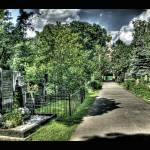 """The Cemetery"" by ISIK5"