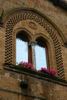 Arched Brick Detailed Window