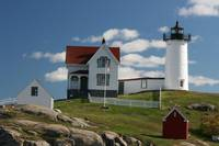 Nubble Light - Ongonquit Maine
