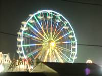 Ferris wheel in NJ