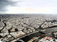 Paris wide view