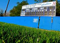 Field of Dreams- Chatham A's Veteran's Field