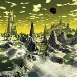 """Mars 110 A.D."" by pixelholic"