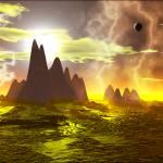 """""""Alien Ocean"""" by pixelholic"""