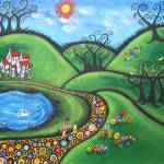 """A Magical Walk"" by juliryan"