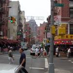 """Chinatown-Little Italy Border"" by benisage"