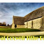 """The Tithe Barn at Great Coxwell"" by annemade-art"
