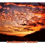 """""""Sunset Over Southmoor"""" by annemade-art"""