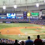 """Tropicana Field Panoramic"" by christophertaylorphotography"