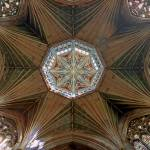 """The Octagonal Lantern with Windows, Ely Cathedral"" by PriscillaTurner"