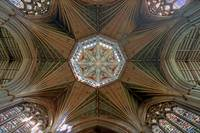 The Octagonal Lantern with Windows, Ely Cathedral