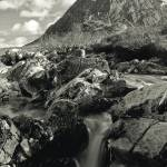 """River Coupall & Buachaille Etive Mhor"" by StephenLipton"