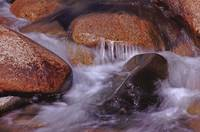 River Etive rocks