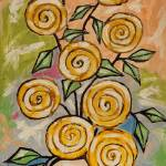 """""""Lollipop Roses 1"""" by JohnnyGoolsby"""