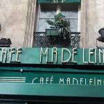 """Cafe Madeleine"" by SallyMcKay"