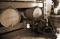 Pinot and Refosco Barrels