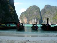 Maya Bay at Phi Phi Island