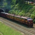 """""""Pensy E-8 Locomotives"""" by canfielddave"""