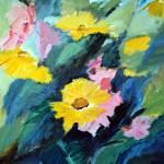 """Sunflowers"" by magdakozuch"