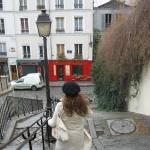 """A Day in Montmartre"" by carolhoughton"