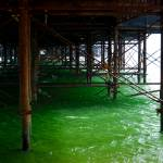 """Underneath Brighton Pier"" by mariawhyte"