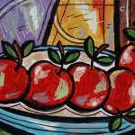 """""""Bowl of Fruit"""" by JohnnyGoolsby"""