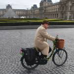 """Paris Cyclist"" by NikonUser"