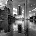 """Reflections of Boston"" by BenjaminEdwards"
