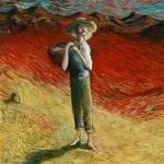"""""""The Field Worker"""" by Prestonart"""
