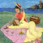 """Picnic By The Bay"" by Prestonart"