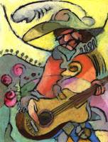 The Travelling Guitarist