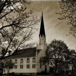 """""""Litte White Church..."""" by JoanneCoyle"""