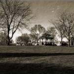 """""""Gazebo in the Park..."""" by JoanneCoyle"""