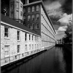 """Boott Mills Canal 2"" by kronoskid"