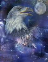 American Eagle - Symbol of Freedom & Independence