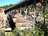 Bridge Over Oak Creek