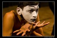 Mime show - The posture (1)
