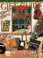Gift Guide 2002 cover